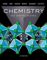 Sell back Chemistry: The Central Science (MasteringChemistry) 9780134414232 / 0134414233