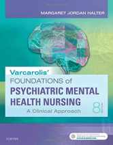 Sell back Varcarolis' Foundations of Psychiatric-Mental Health Nursing: A Clinical Approach 9780323389679 / 0323389678