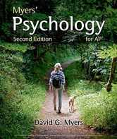 Sell back Myers' Psychology for AP 9781464113079 / 1464113076