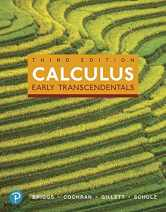 Sell back Calculus: Early Transcendentals (3rd Edition) 9780134763644 / 0134763645
