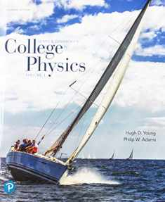 Sell, Buy or Rent College Physics Volume 1 (Chs  1-16) (10th