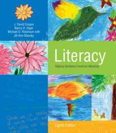 Bundle: Literacy: Helping Students Construct Meaning, 8th + Education CourseMate with eBook Printed Access Card