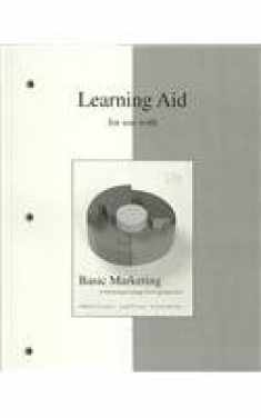 Learning Aid to accompany Basic Marketing