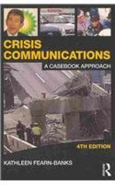 Crisis Communications Text and Student Workbook, Academic Package