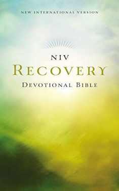 NIV, Recovery Devotional Bible, Paperback