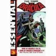 Essential Tomb of Dracula, Vol. 3 (Marvel Essentials)