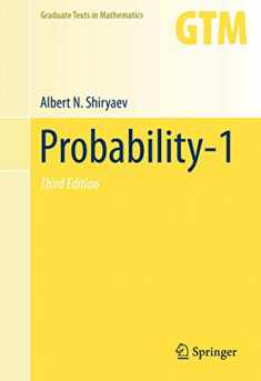 Probability-1 (Graduate Texts in Mathematics (95))