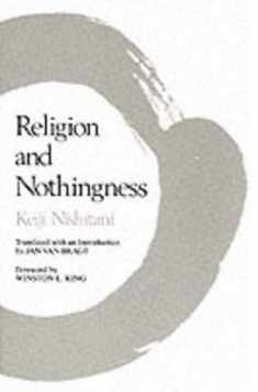 Religion and Nothingness (Volume 1) (Nanzan Studies in Religion and Culture)