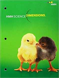 HMH Science Dimensions- Grade 1, Teacher Edition