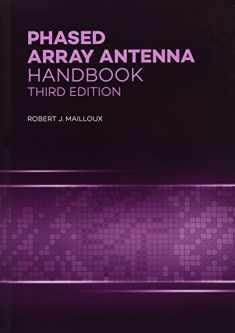 Phased Array Antenna Handbook, Third Edition (Antennas and Electromagnetics)