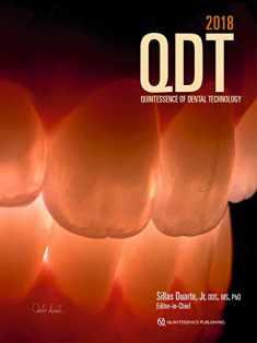 Quintessence of Dental Technology QDT 2018