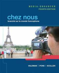 Chez nous: Branché sur le monde francophone, Media-Enhanced Version
