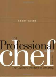 The Professional Chef: Study Guide