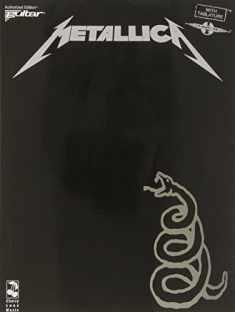 Metallica: Black, Guitar Tab
