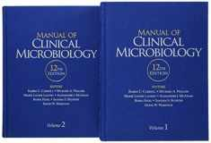Manual of Clinical Microbiology, 2 Volume Set (ASM Books)