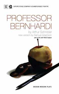 Professor Bernhardi (Oberon Modern Plays)