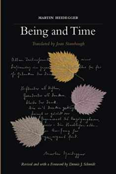 Being and Time: A Revised Edition of the Stambaugh Translation (SUNY series in Contemporary Continental Philosophy)