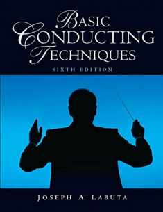 Basic Conducting Techniques (6th Edition)