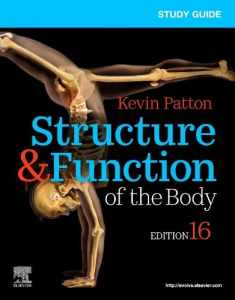 Study Guide for Structure & Function of the Body