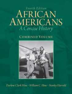 African Americans: A Concise History, Combined Volume