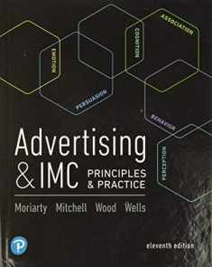 Advertising & IMC: Principles and Practice (What's New in Marketing)