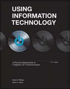 Using Information Technology 10e Complete Edition