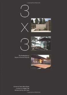 3x3: Architecture of Suyama Peterson Deguchi