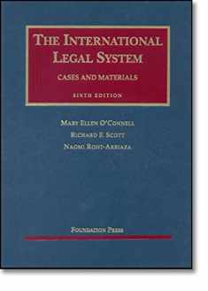 The International Legal System: Cases and Materials (University Casebook Series)