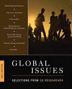 Global Issues 2021 Edition: Selections from CQ Researcher
