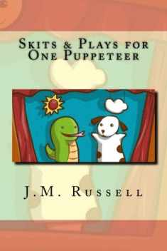 Skits & Plays for One Puppeteer