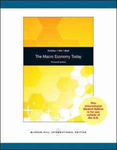 The Macro Economy Today