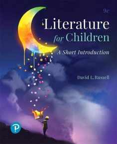 Literature for Children: A Short Introduction (What's New in Literacy)