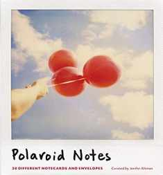 Polaroid Notes: 20 Different Notecards and Envelopes (Polaroid Themed Greeting Cards, Retro Photography Gift)