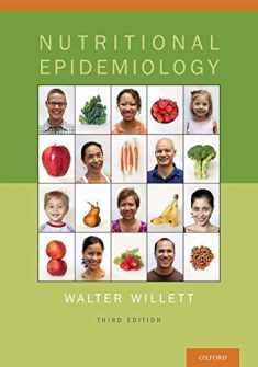 Nutritional Epidemiology (Monographs in Epidemiology and Biostatistics, 40)