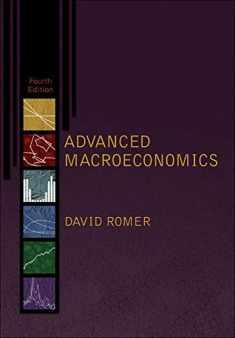 Advanced Macroeconomics (The Mcgraw-hill Series in Economics)
