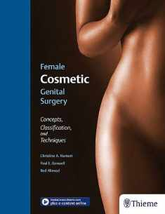 Female Cosmetic Genital Surgery (Concepts, classification and techniques)