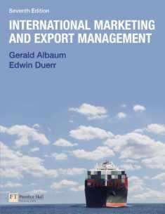 Albaum: International Mkt_p7 (7th Edition)