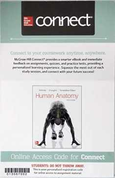 Connect Access for Human Anatomy 5th Edition