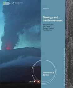 Geology and the Environment, International Edition