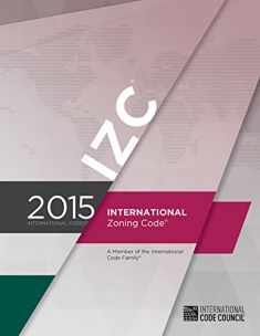 2015 International Zoning Code