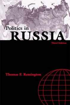 Politics in Russia (4th Edition) (The Longman Series In Comparative Policies)