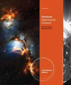 Horizons: Exploring the Universe, International Edition [Paperback] [Jan 01, 2013] Michael A. Seeds
