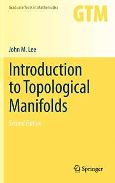 Introduction to Topological Manifolds (Graduate Texts in Mathematics (202))