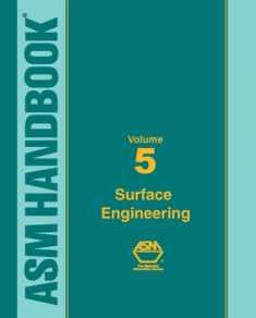 ASM Handbook, Volume 5: Surface Engineering