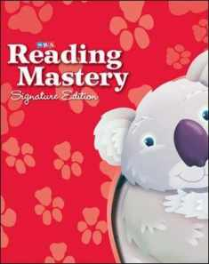 Reading Mastery Reading/Literature Strand Grade K, Storybook (READING MASTERY LEVEL VI)
