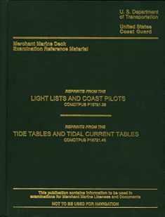 MMDREF Coast Pilots & Light Lists (Comdtpub)