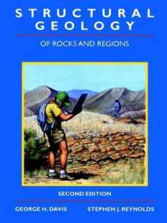 Structural Geology of Rocks and Regions, 2nd Edition