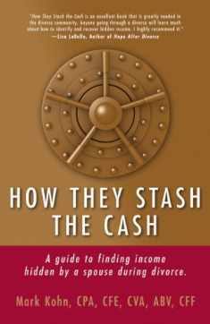 How They Stash the Cash: A Guide to Finding Income Hidden by a Spouse During Divorce
