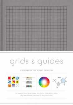 Grids & Guides (Gray): A Notebook for Visual Thinkers (Blank Deluxe Clothbound Journal with Grid, Dot, and Graph Patterns, Great Gift for Designers, Architects, and Creative Directors)