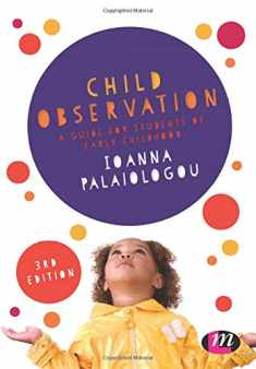 Child Observation: A Guide for Students of Early Childhood (Early Childhood Studies Series)